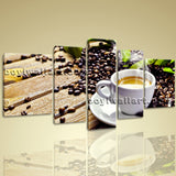Hd Home Decor Art Picture On Canvas Oil Prints Wall Painting Coffee Cup