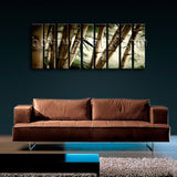Large Feng Shui Zen Abstract Wall Art Decor HD Print Canvas Bamboo Contemporary