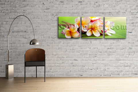 Large Wall Art Egg Flower HD Print Canvas Home Decor Picture Abstract Painting