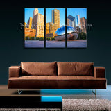 Contemporary Abstract Landscape Giclee Painting Print Canvas Wall Art Home Decor
