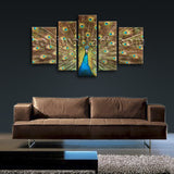Large Contemporary Abstract Painting Wall Art Print On Canvas Decorative Framed