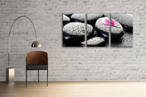 Modern Abstract Feng Shui Painting Print Home Canvas Wall Art Zen Ready To Hang