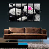 Large Contemporary Abstract Feng Shui Hd Print Home Canvas Wall Art Zen Framed