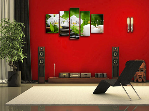 Large Size Prints Feng Shui Wall Art Contemporary Canvas Modern Giclee Print