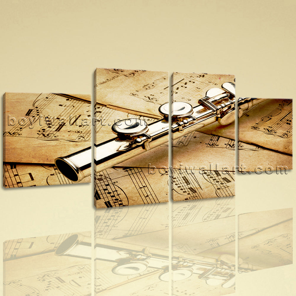 Large Abstract Picture Others Wall Decor Painting Dining Room 4 ...