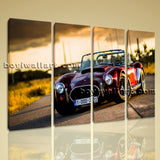 Large Cobra Classic Car Other Photography Painting Printed On Canvas Living Room