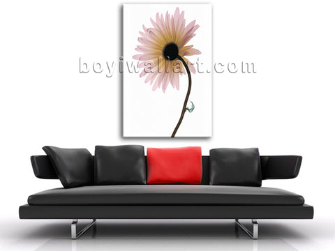 Modern Abstract Painting HD Print On Canvas Large Picture For Bathroom Decor