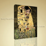 Symbolism Painting The Kiss Gustav Klimt HD Giclee Print On Canvas Wall Art