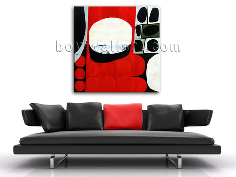 Modern Abstract Painting HD Picture Print On Canvas Home Wall Art Decor