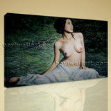 HD Print Of Nudes Sexy Girl Painting Canvas Wall Art Picture Bedroom Home Decor
