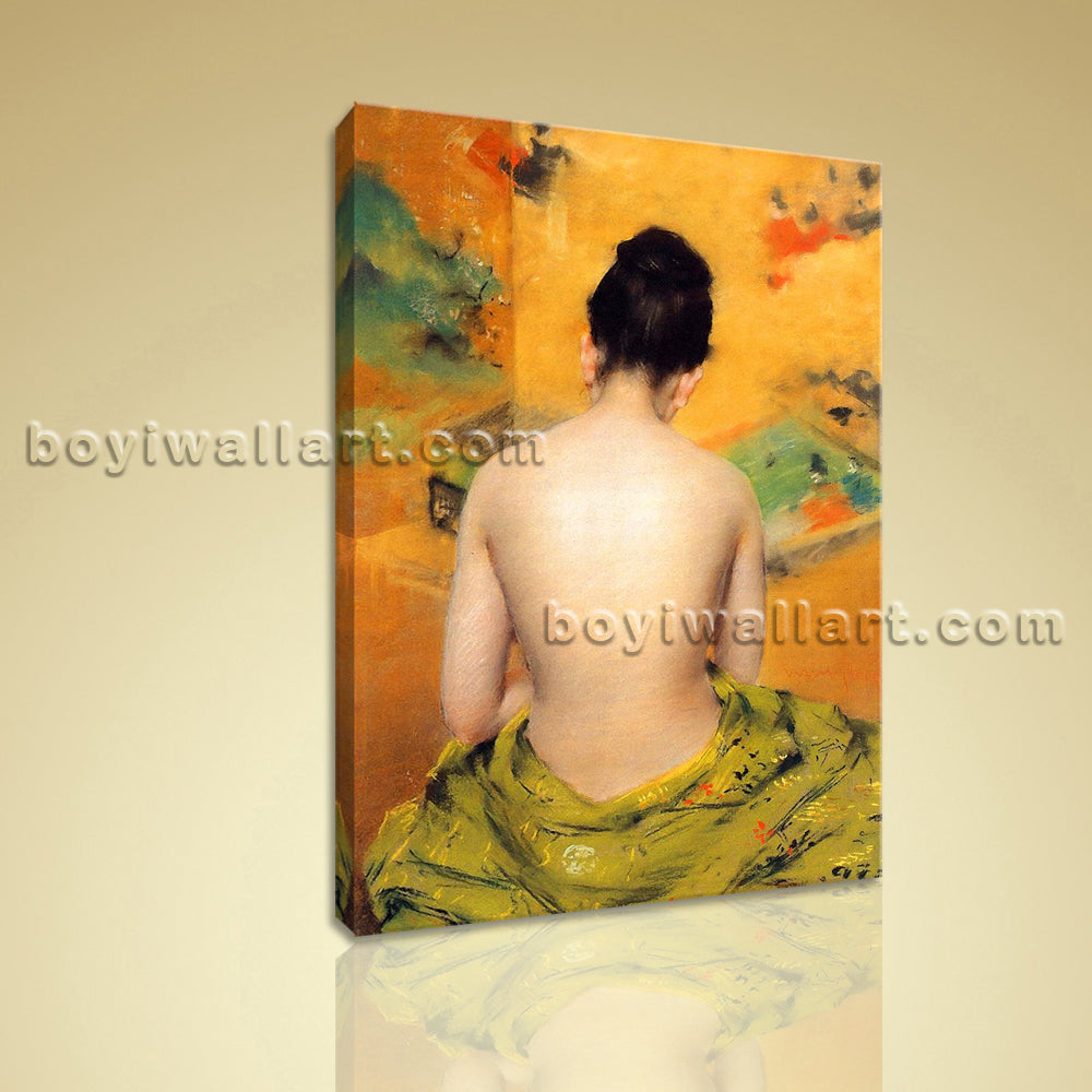 Modern Canvas Print HD Picture Nudes Sexy Lady Erotic Home Decor Wall Art
