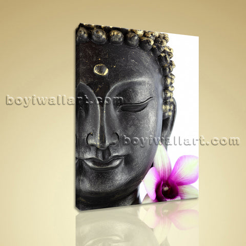 Contemporary Abstract Feng Shui Zen Buddha Painting HD Print Canvas Wall Art