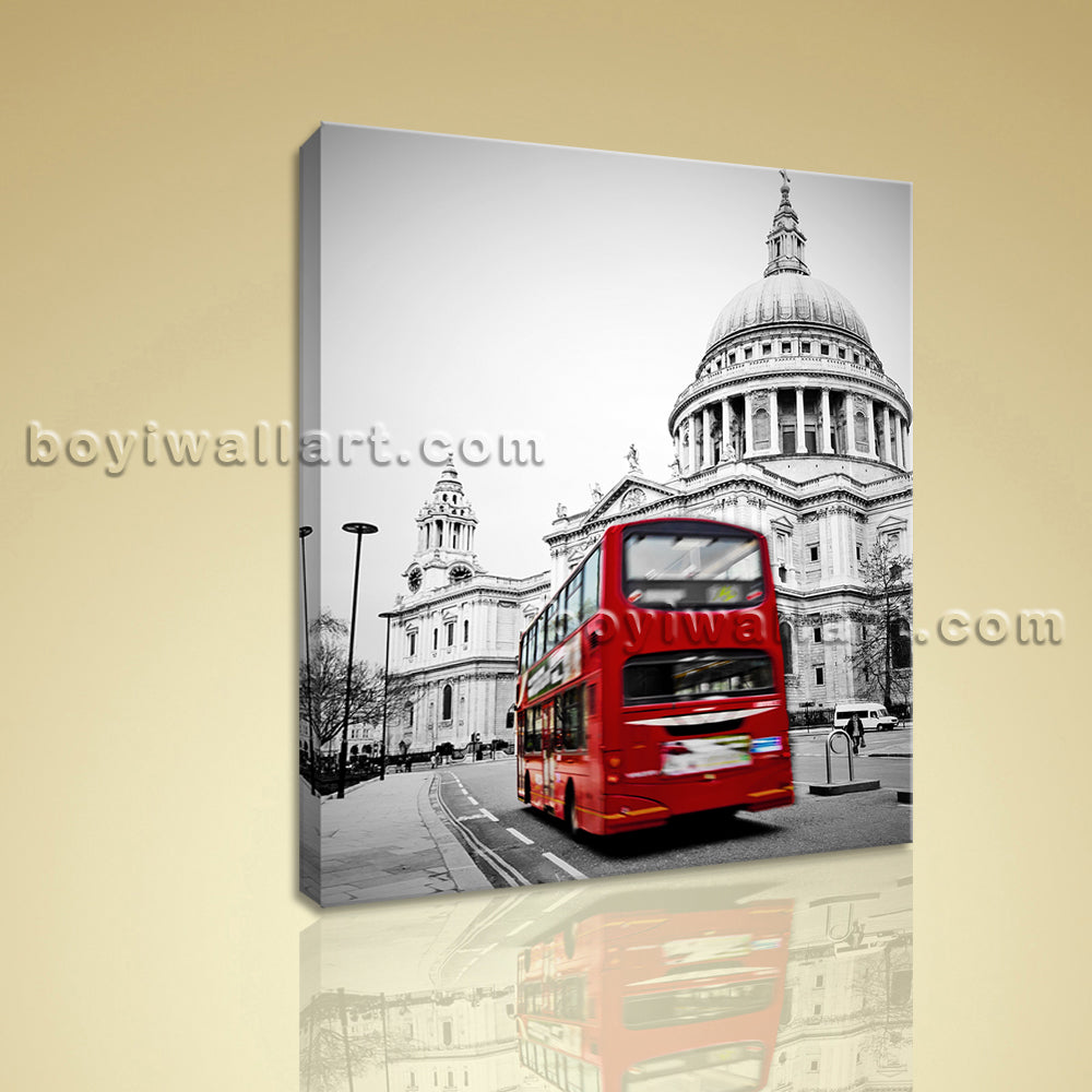 Contemporary Wall Art Picture Landmarks HD Print On Canvas The Tower Bridge