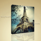 Contemporary Wall Art Picture Landmarks HD Print On Canvas The Eiffel Tower