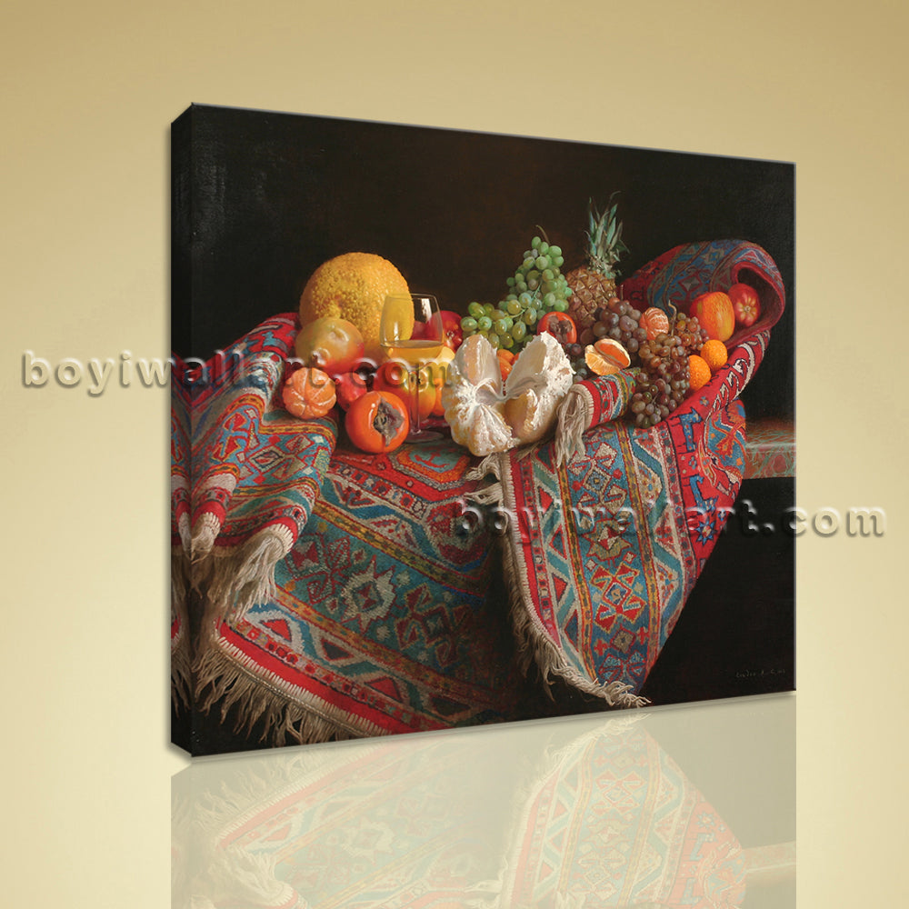 Food And Beverage Pictuire HD Print Canvas Wall Art For Kitchen Home Decor