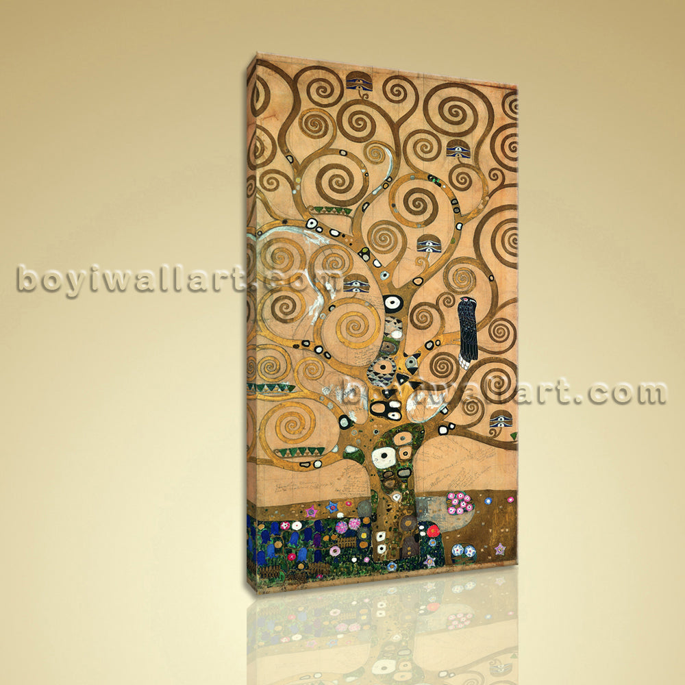 Modern Abstract Floral Painting HD Print On Canvas Home Wall Art Decoration