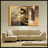 Handmade Stunning Modern Abstract Painting Wall Art Figure Artwork Images