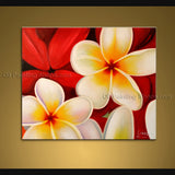 Amazing Contemporary Wall Art Floral Painting Egg Decoration Ideas