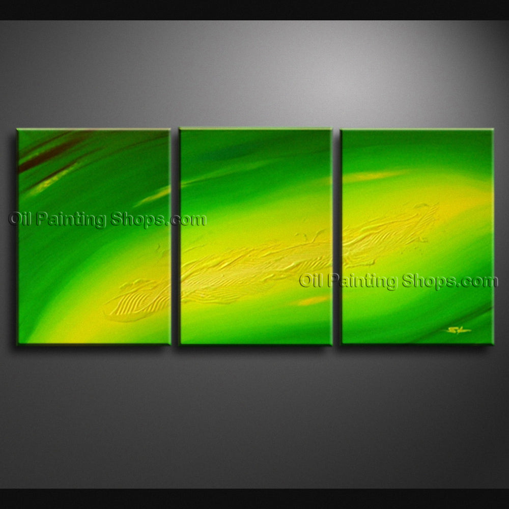 Hand-painted Elegant Modern Abstract Painting Wall Art Artwork Pictures