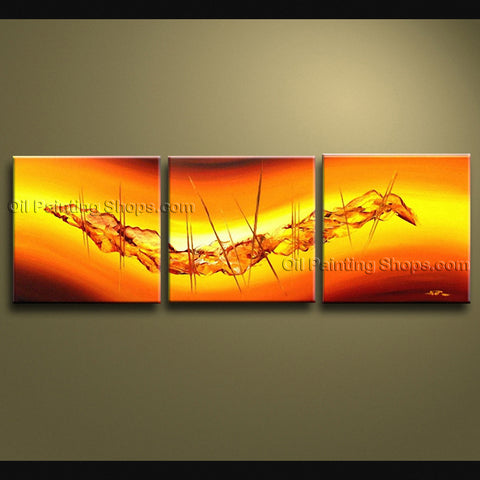 Hand Painted Beautiful Modern Abstract Painting Wall Art Artwork Pictures
