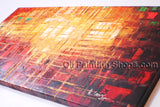 Hand Painted Amazing Modern Abstract Painting Wall Art On Canvas Artworks