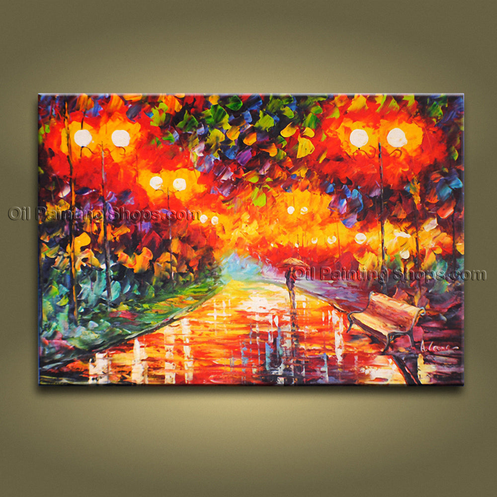 Stunning Contemporary Wall Art Landscape Cityscape Decoration Ideas