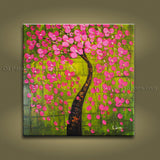 Astonishing Contemporary Wall Art Landscape Painting Tree Artist Artworks