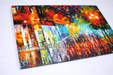 Elegant Contemporary Wall Art Landscape Painting Cityscape Artist Artworks