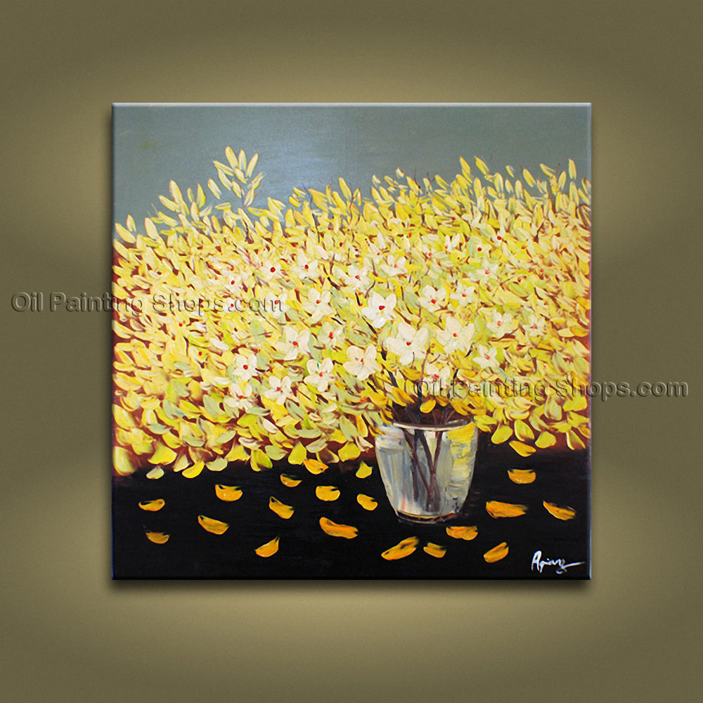 Stunning Contemporary Wall Art Landscape Painting Tree Decoration Ideas