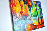 Stunning Contemporary Wall Art Landscape Painting Artwork Pictures