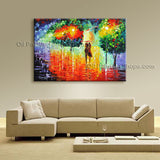 Handmade Amazing Contemporary Wall Art Landscape Painting Artwork Images