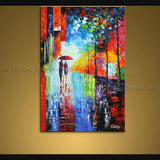 Amazing Contemporary Wall Art Landscape Painting Contemporary Decor