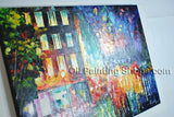 Handmade Beautiful Contemporary Wall Art Landscape Painting Ready To Hang
