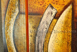Hand-painted Beautiful Modern Abstract Painting Wall Art Artwork Pictures