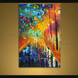 Astonishing Contemporary Wall Art Landscape Painting Oil On Canvas