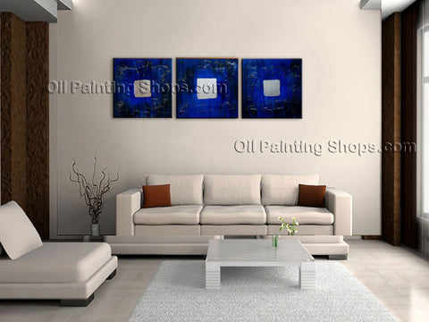 Hand Painted Stunning Modern Abstract Painting Wall Art Contemporary Decor