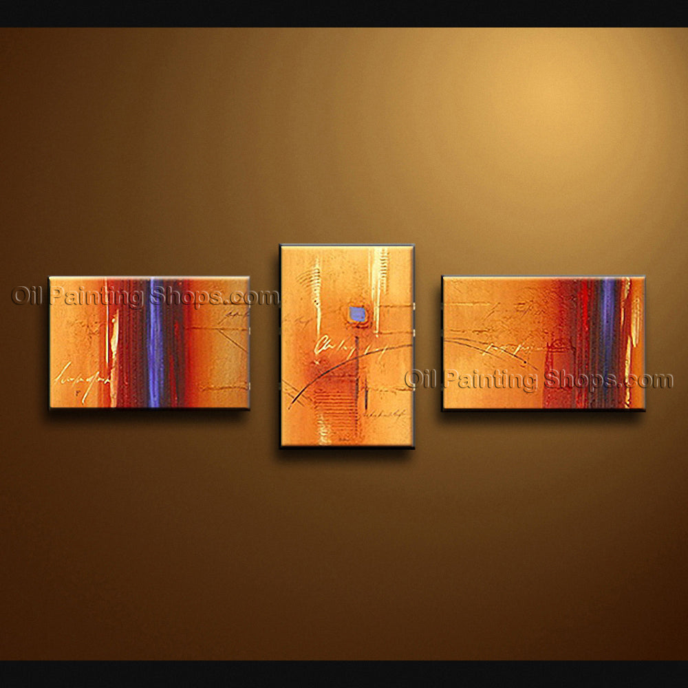 Hand-painted Beautiful Modern Abstract Painting Wall Art Oil On Canvas
