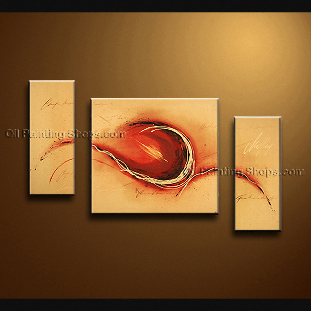 Hand Painted Beautiful Modern Abstract Painting Wall Art Contemporary