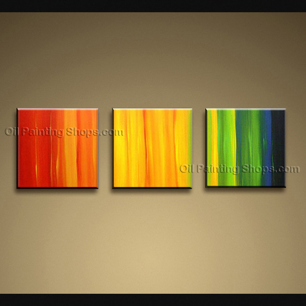 Hand-painted Stunning Modern Abstract Painting Wall Art Decoration Ideas