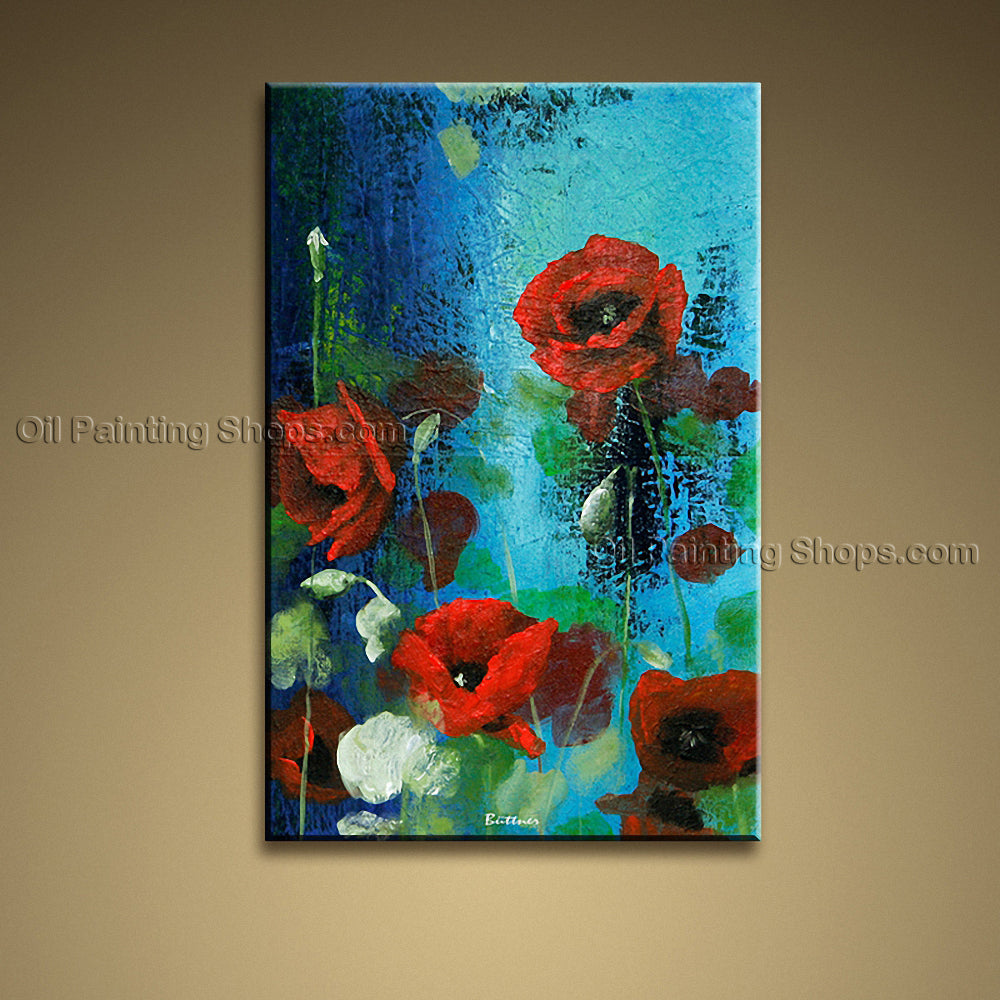 Handmade Astonishing Modern Abstract Painting Wall Art Contemporary Decor