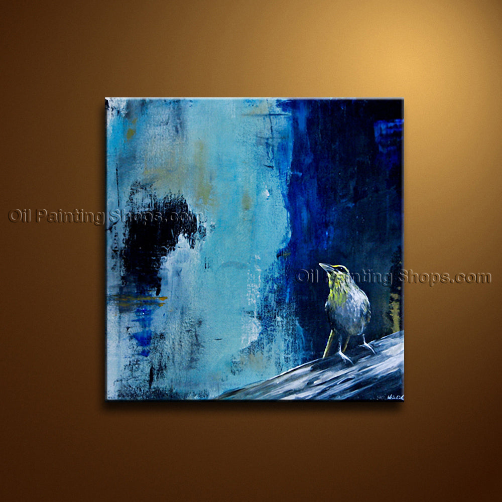 Hand Painted Stunning Modern Abstract Painting Wall Art Artwork Images
