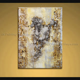 Hand-painted Amazing Modern Abstract Painting Wall Art Artwork Pictures