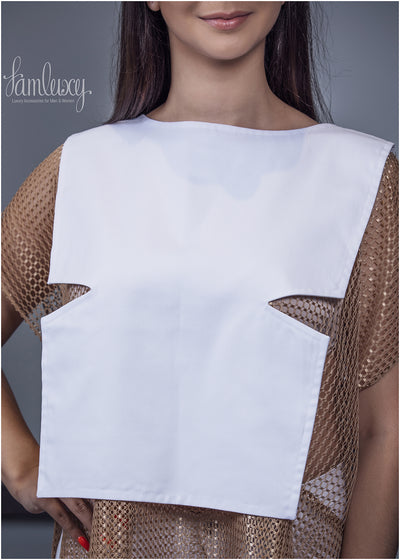 Gold & White Designer Blouse