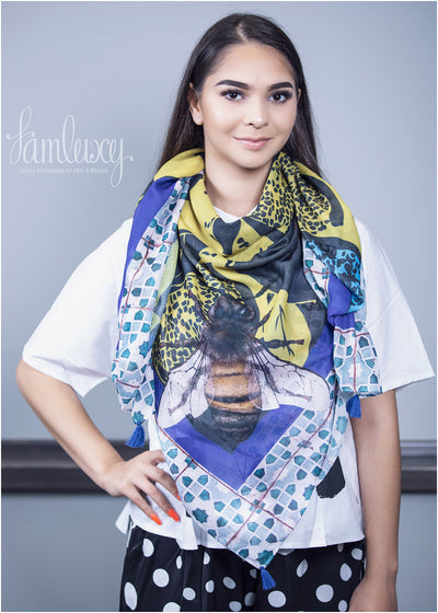 Fly Designed Scarf
