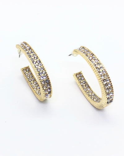 Gold Bridge Earrings