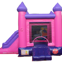 Princess Party Castle