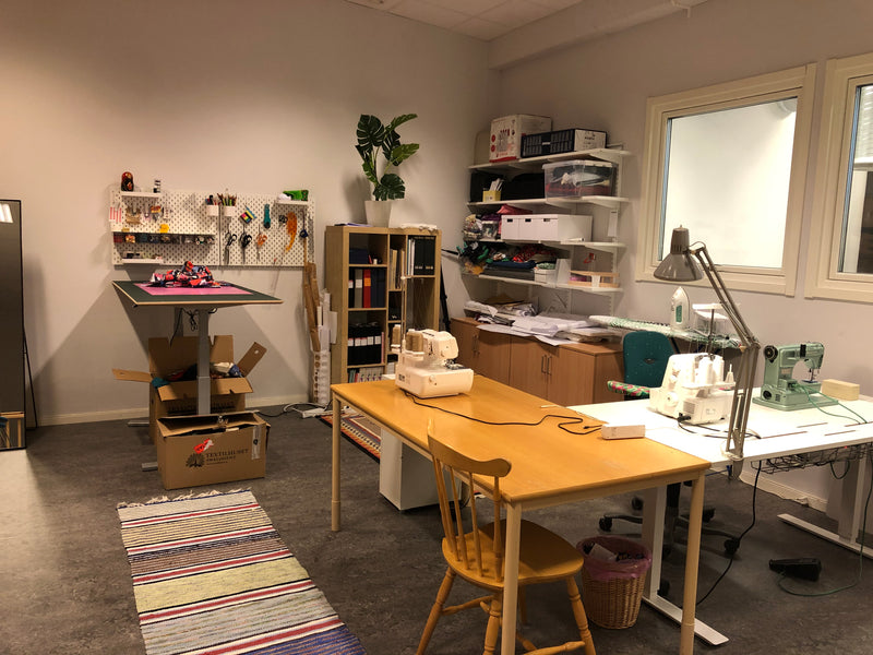 Sewing studio tour!