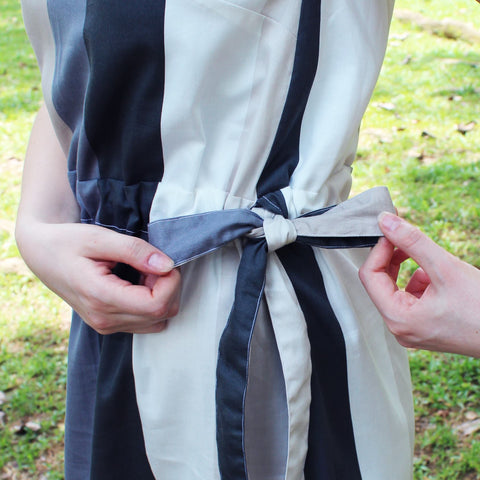 freja dress bow