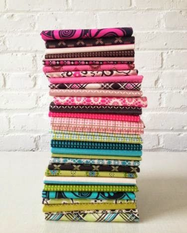fabric stack by fabric worm