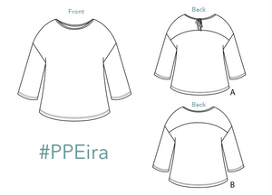 Eira top PDF Pattern